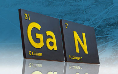 Gallium Nitride (GaN) enables fast chargers for all devices