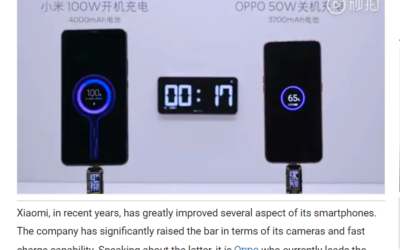 BGR – Xiaomi could release its 100W fast charging technology in an upcoming Black Shark phone