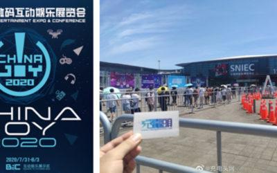 Navitas GaNFast Chargers Make a Splash at China Joy 2020, China's #1 Digital Entertainment & Gaming Expo
